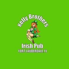 kelly brothers Irish Pub - Proud Members of Little Italy Association Fort Lauderdale